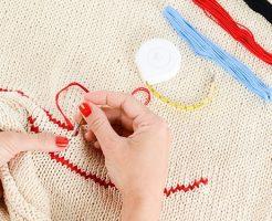 上履き 刺繍 デコ 方法 やり方
