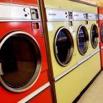 意外?!ネットに入れた上履きを、洗濯機で洗浄!脱水と乾燥まで行う時短テク