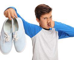 上履き ゴム 臭い 消臭 対策